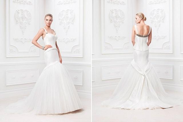 Zac Posen Spring 2015  Spring 2015 Designer Wedding Dresses  zac posen Spring 2015