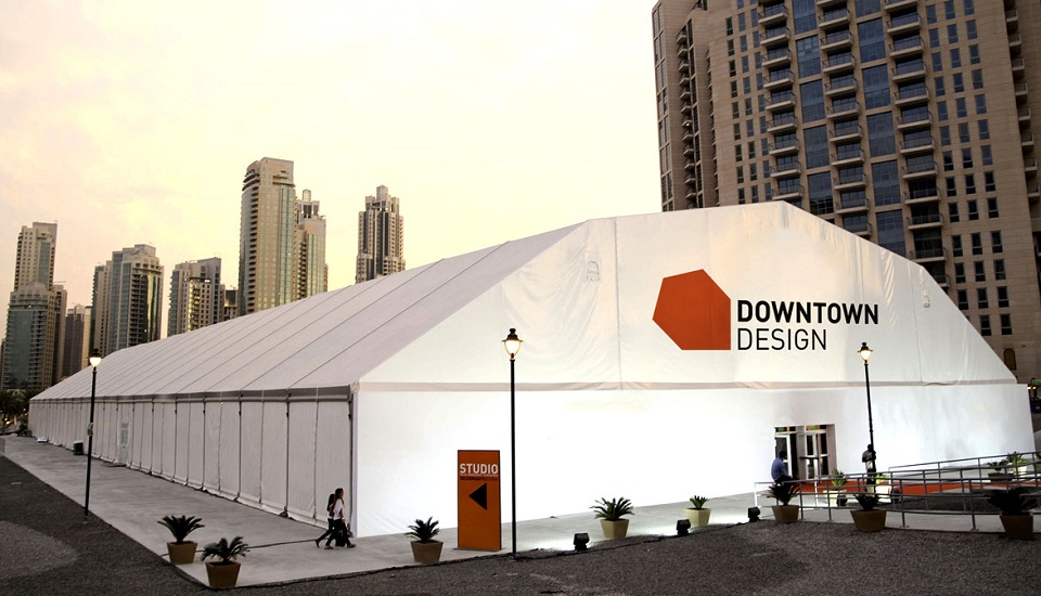 Downtown Design Dubai highlights