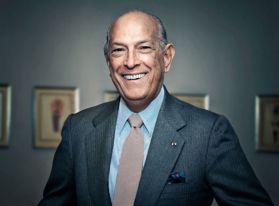 Fashion Designer Oscar de La Renta dies at 82  Fashion Designer Oscar de La Renta dies at 82 Fashion designer Oscar De La Renta 1