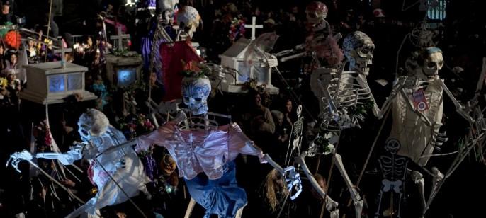 10 Halloween Destinations Around The World