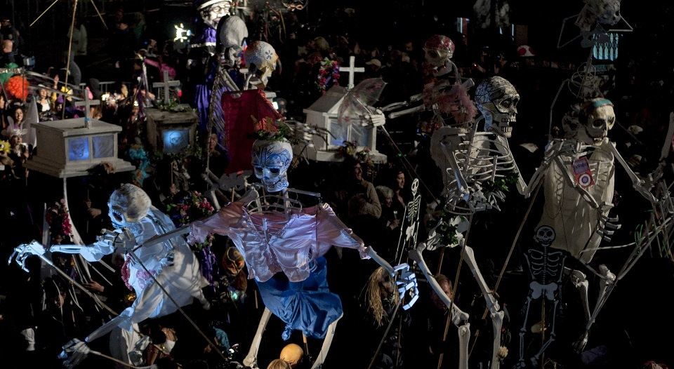 10 Halloween Destinations Around The World