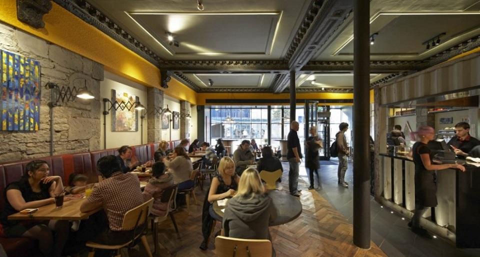 World Interiors News Awards 2014: Restaurant & Bar