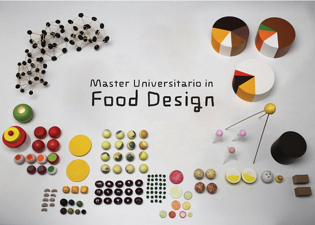 Milan Universities will have a Masters in Food Design in 2015