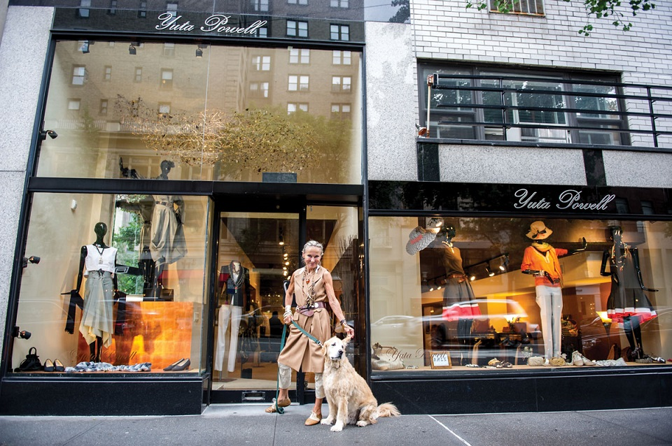 Luxury Shopping in New York City