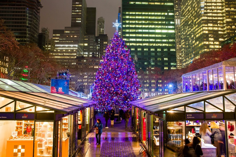 Best Christmas Trees in New York city