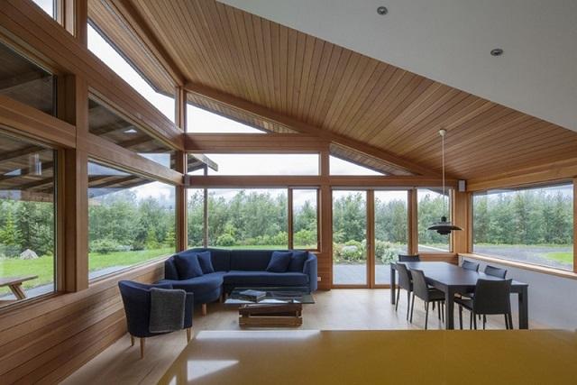 Minarc with Big Little Rock (Green)  Best of 2014: Interior Design Projects Minarc Big Little Rock Best of 2014 Interior Design Projects