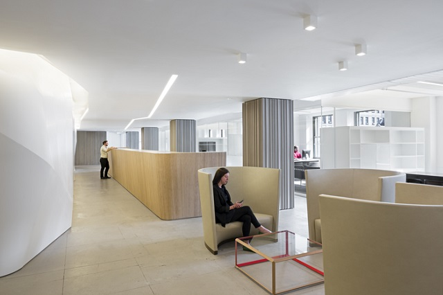 Studios Architecture IMG Worldwide (Fashion Office)  Best of 2014: Interior Design Projects Studios Architecture IMG Worldwide Best of 2014 Interior Design Projects