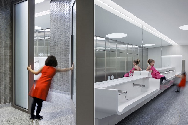 Best of 2014 interior design projects my design week for Best washroom design
