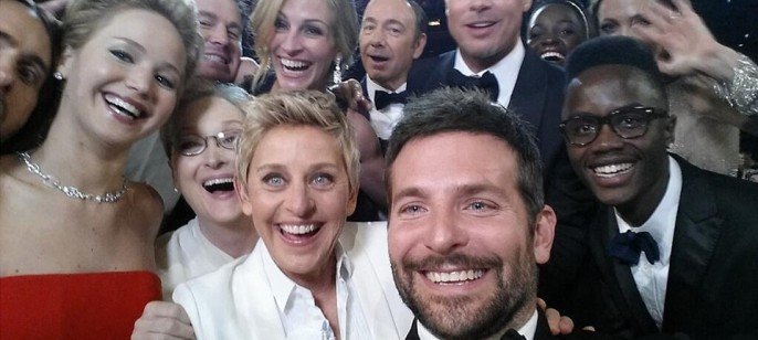 Ellen Degeneres – hollywood, california – march 2, 2014 | TIME's 10 most influentual photos of 2014