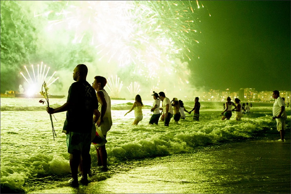 Top 10 New Year's Eve Destinations Top 10 New Years Eve Destinations Rio de Janeiro