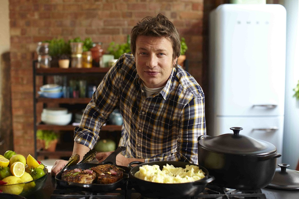 Jamie Oliver's Christmas Dinner Ideas