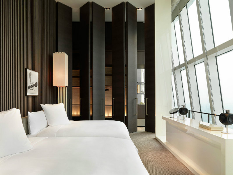 Top Hotels to Stay in During Salone del Mobile.Milano Shanghai salone del mobile Top Hotels to Stay in During Salone del Mobile.Milano Shanghai Park Hyatt Shanghai 1