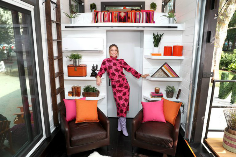 The Amazing Design Project Of Olivia Wilde