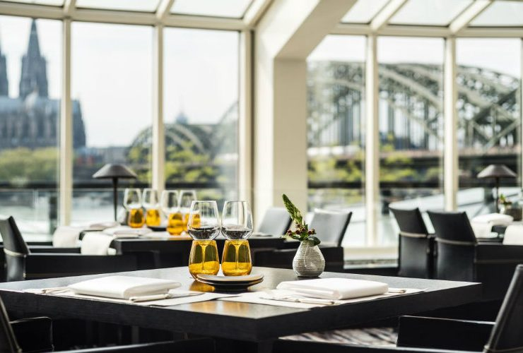 luxurious restaurants The Most Luxurious Restaurants In Cologne The Most Luxurious Restaurants In Cologne  740x500