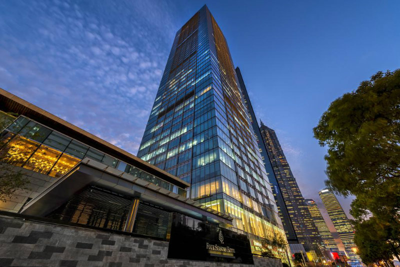 salone del mobile Top Hotels to Stay in During Salone del Mobile.Milano Shanghai four seasons hotel shanghai at pudong 1