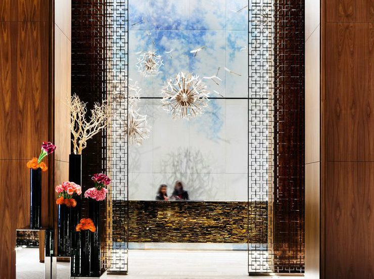 luxury hotel lobbies 7 Luxury Hotel Lobbies That You Need To See 7 Luxury Hotel Lobbies That You Need To See 740x552