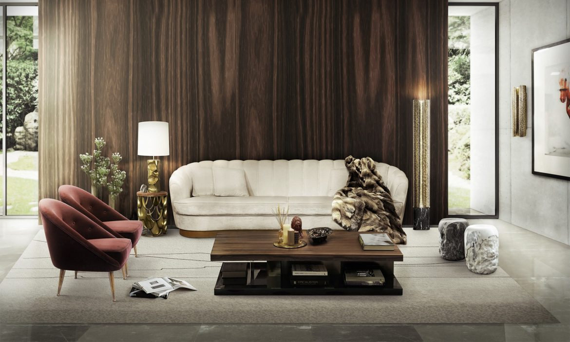 How To Enlarge Your Small Living Room