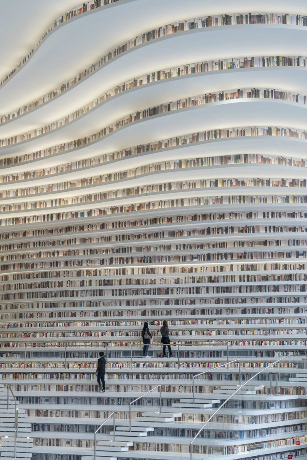 The Most Insane Library Projects Around The World