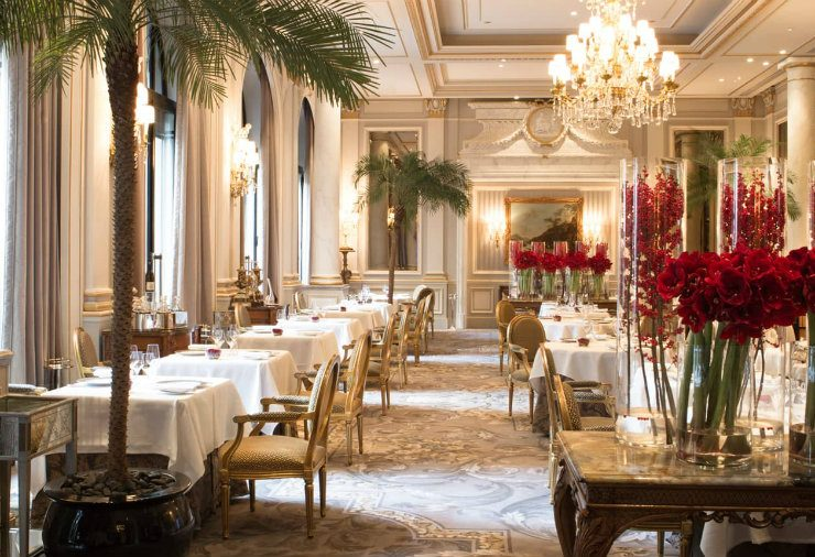 luxurious restaurants Maison Et Objet: The Most Luxurious Restaurants in Paris City Guide Top Restaurants In Paris 2 740x506
