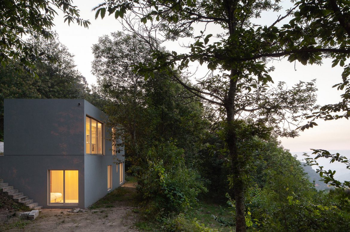 Welcome to Portugal: Explore Pablo Pita's Geometric Forja House