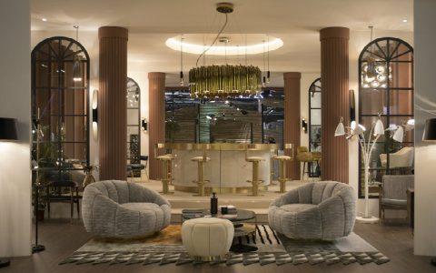 mid-century furniture Mid-Century Furniture At Maison Et Objet 2019 mid century furniture at maison et objet 480x300
