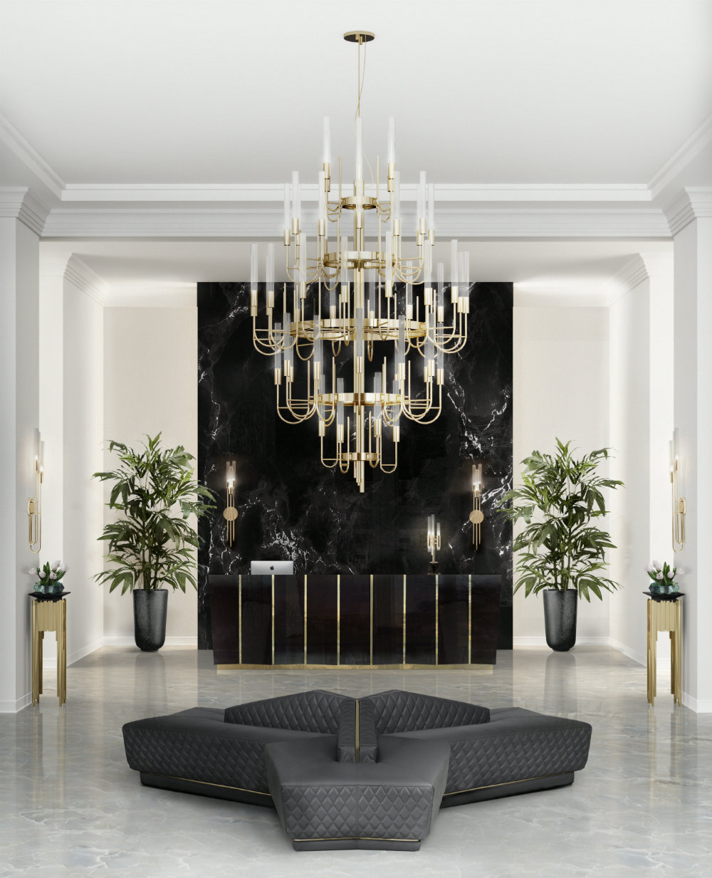 Here Is Why You Need These Amazing Chandeliers For Your Entryway