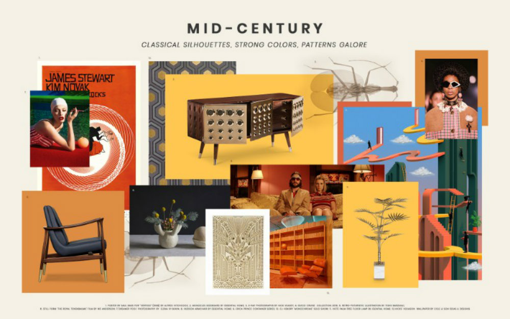 Looking For Some Mid-Century Inspiration? Look No Further!