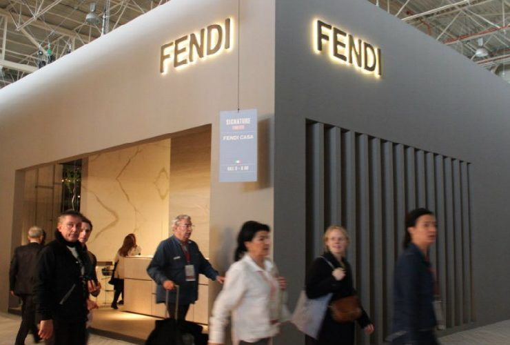 fendi casa Maison Et Objet: The Novelties Of Fendi Casa Maison Et Objet The Novelties Of Fendi Casa 740x500
