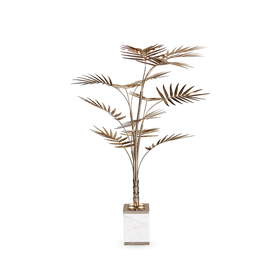 mid-century Looking For Some Mid-Century Inspiration? Look No Further! ivete palmtree lamp 1