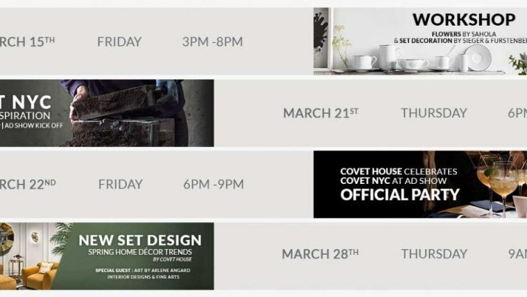 ad design show 4 Events You Need To Attend During AD Design Show 2019 4 Events You Need To Attend During AD Design Show 2019 6 760x428  Home Page 4 Events You Need To Attend During AD Design Show 2019 6 760x428