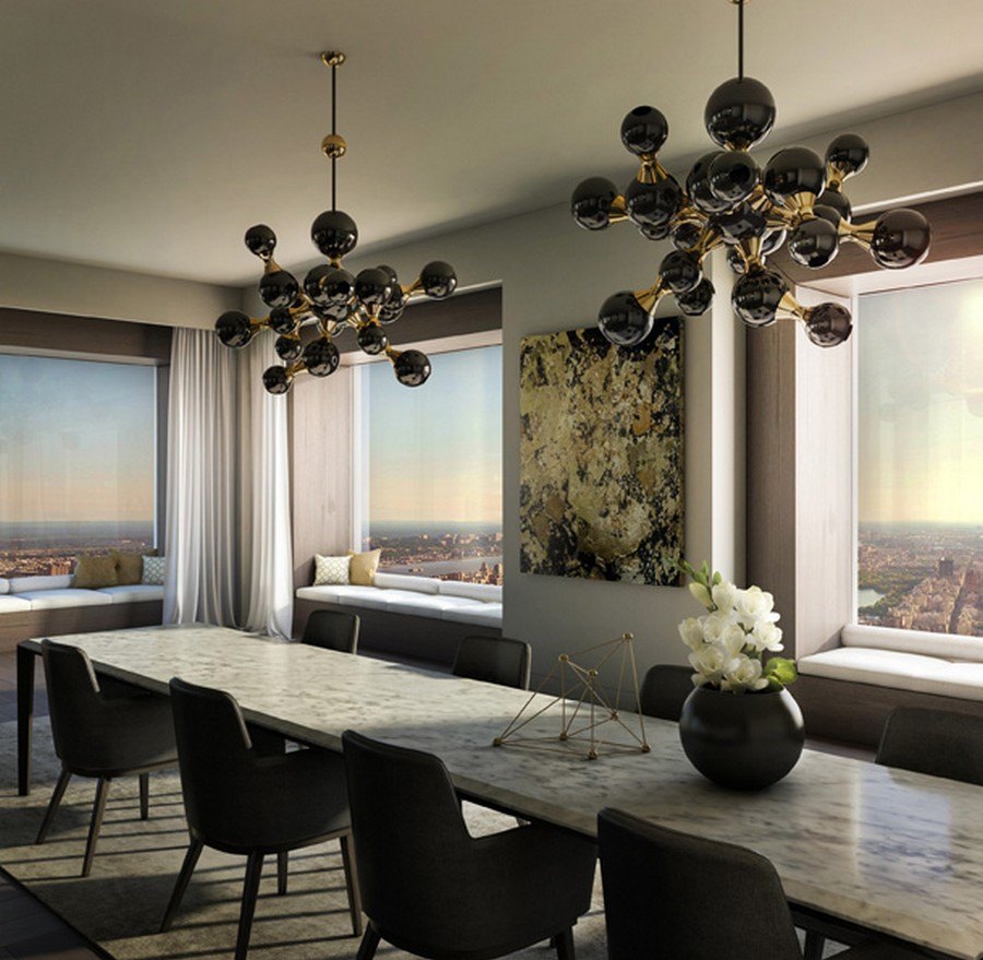 penthouse A Look Inside This Luxury Penthouse In New York City A Look Inside This Luxury Penthouse In New York City 3