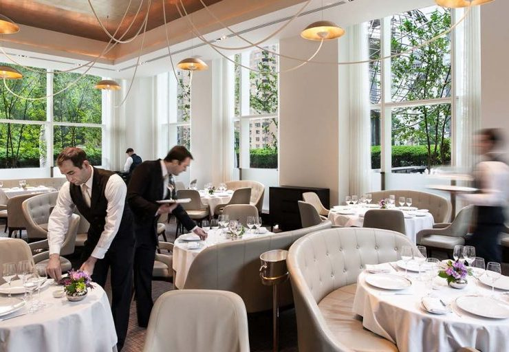 luxurious restaurants City Guide: The Most Luxurious Restaurants In New York City City Guide The Most Luxurious Restaurants In New York City 7 740x512