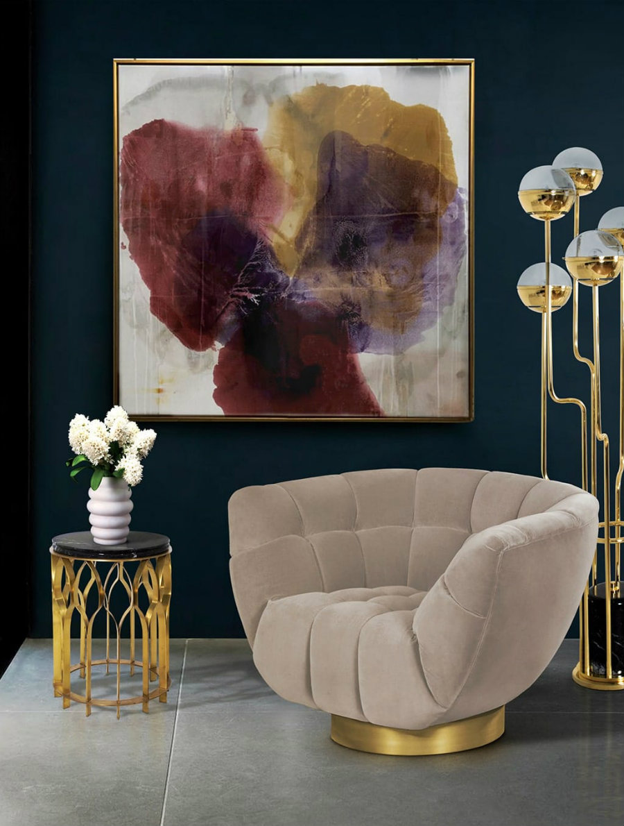 How To Use Rounded Shapes In A Luxury Décor  rounded shapes How To Use Rounded Shapes In A Luxury Décor  How To Use Rounded Shapes In A Luxury D  cor 2