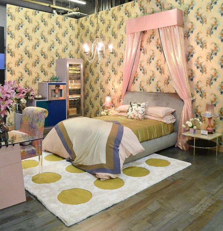 AD Design Show 2019: Inside Sasha Bikoff's AD Apartment