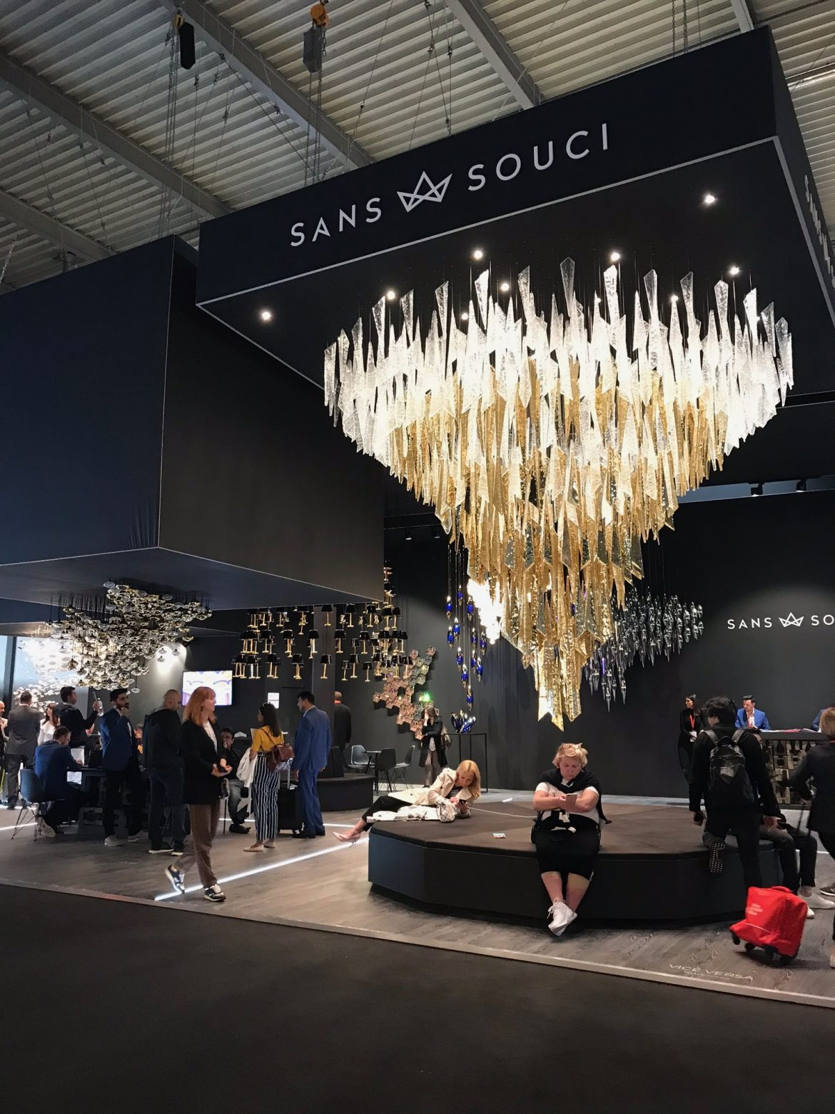 Euroluce 2019: The Must-Visit Lighting Stands Part II