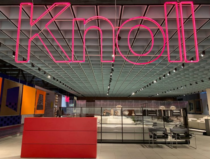 knoll Knoll: Luxury Design At Salone Del Mobile 2019 Knoll Luxury Design At Salone Del Mobile 2019 3 740x560