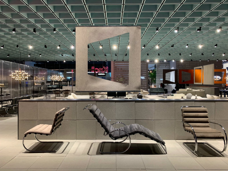 knoll Knoll: Luxury Design At Salone Del Mobile 2019 Knoll Luxury Design At Salone Del Mobile 2019 5