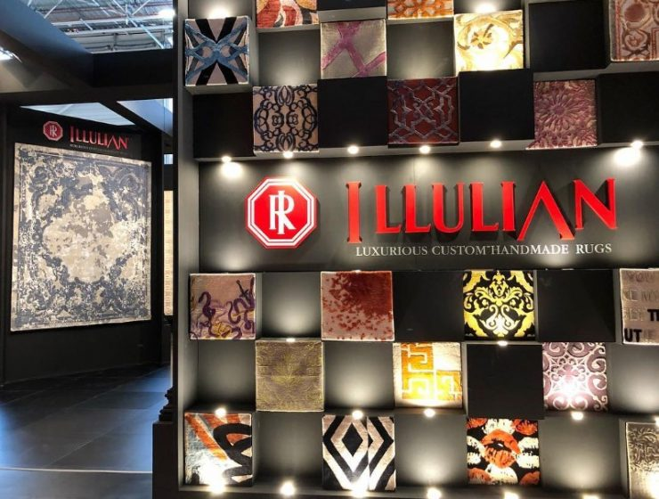 boca do lobo Milan Design Week 2019: A Partnership Between Illulian and Boca do Lobo Milan Design Week 2019 A Partnership Between Illulian And Boca Do Lobo 1 740x560