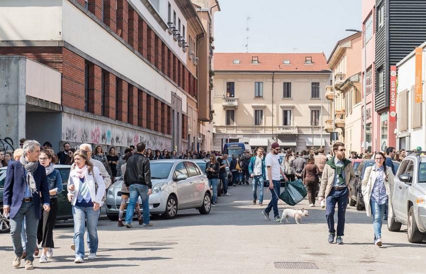 Milan Design Week 2019: Design Districts