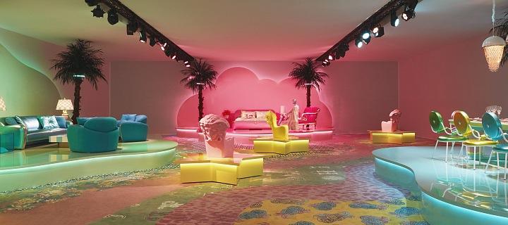 versace Sasha Bikoff x Versace: The Ultimate Collab At Salone Del Mobile 2019 Sasha Bikoff x Versace The Ultimate Design Collab At Salone Del Mobile 9
