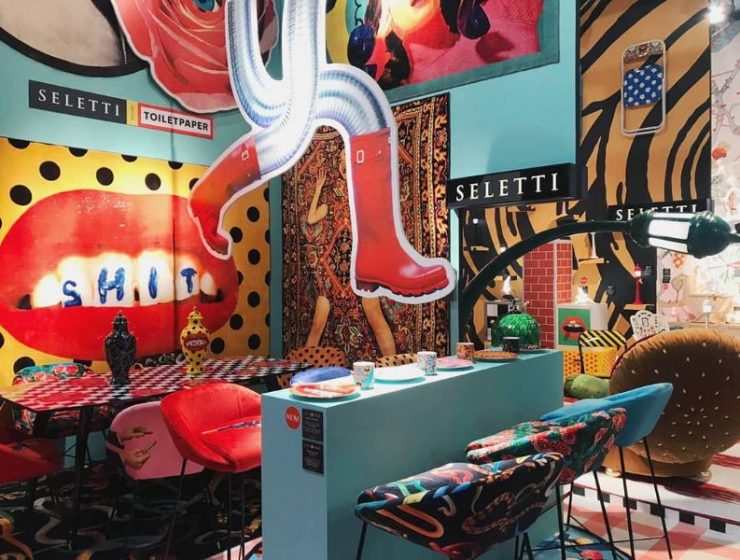 salone del mobile 2019 Seletti Shows Off Its Novelties At Salone Del Mobile 2019  Seletti Shows Off Its Novelties At Salone Del Mobile 2019 5 740x560