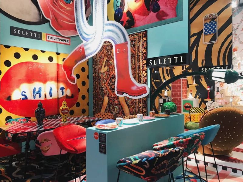 Seletti Shows Off Its Novelties At Salone Del Mobile 2019