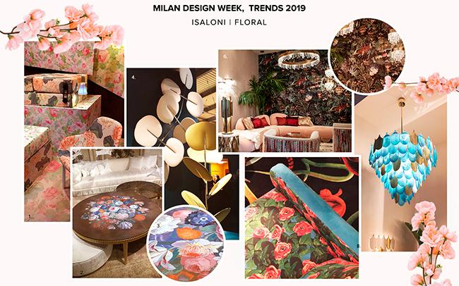 Design Trends From Milan Design Week 2019: Floral Patterns floral patterns Design Trends From Milan Design Week 2019: Floral Patterns Design Trends From Milan Design Week 2019 Floral Patterns 1