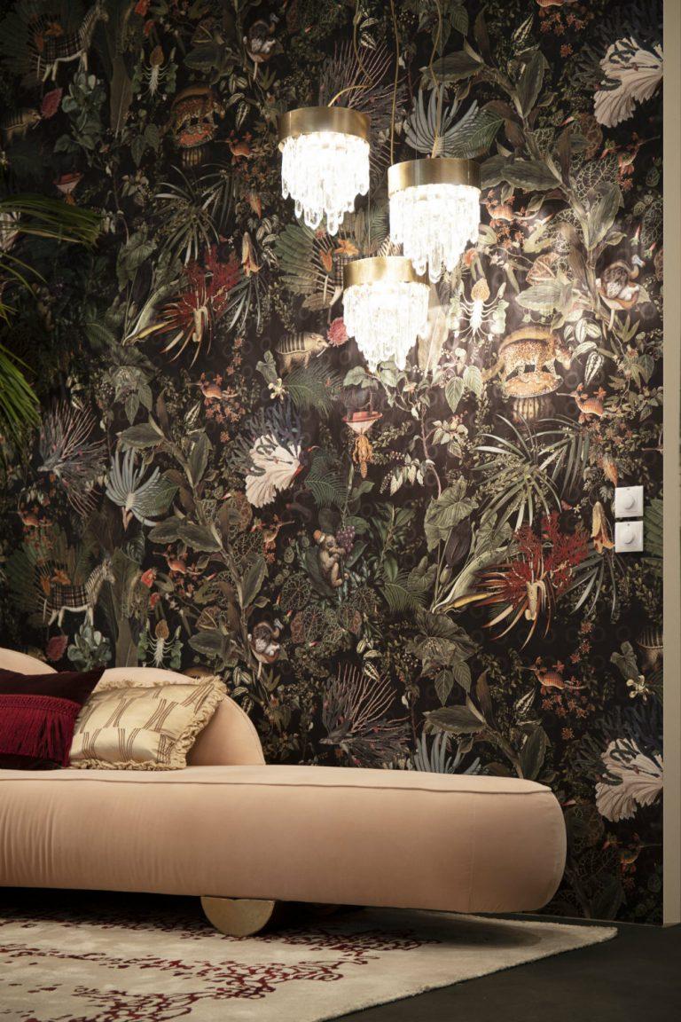 Design Trends From Milan Design Week 2019: Floral Patterns