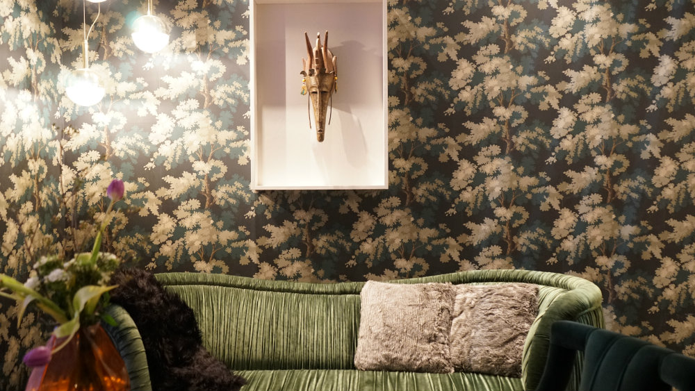 floral patterns Design Trends From Milan Design Week 2019: Floral Patterns Design Trends From Milan Design Week 2019 Floral Patterns 5