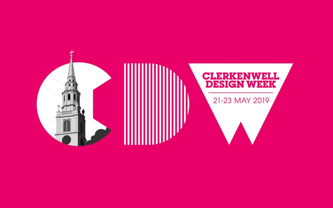 Get Ready For Clerkenwell Design Week 2019