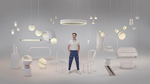 NYCxDesign 2019: Don't Miss Lee Broom Award-Winning Lighting Collection