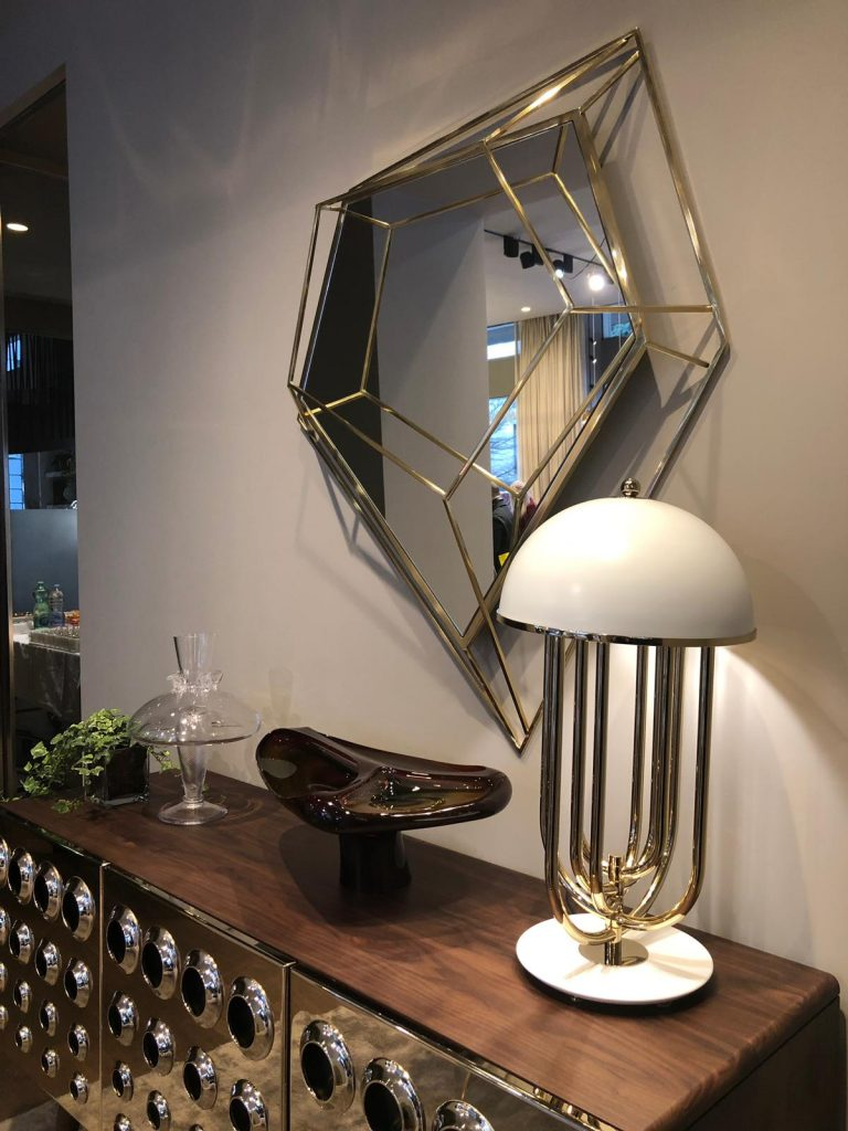 The Design Trends Of Bredaquaranta's ShowroomIn Milan