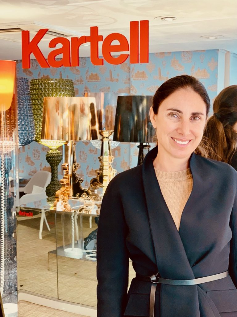Exclusive Interview With Lorenza Luti, Marketing And Retail Director At Kartell lorenza luti Exclusive Interview With Lorenza Luti, Marketing And Retail Director At Kartell Exclusive Interview With Lorenza Luti Marketing And Retail Director At Kartell 2