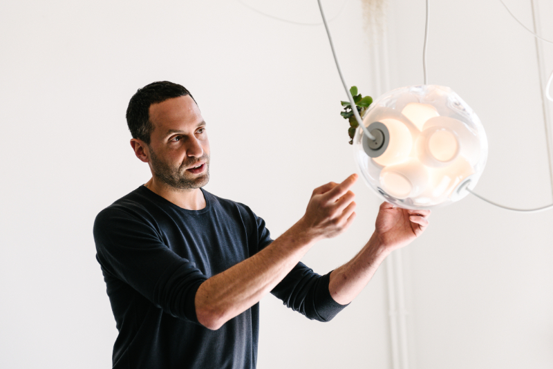 Get To Know Omer Arbel, A Designer, Sculptor & Overall Artistic Genius